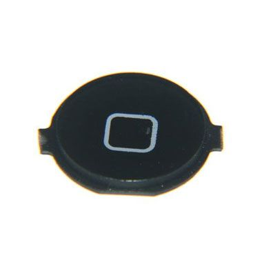 iPhone 4 Home Button Black