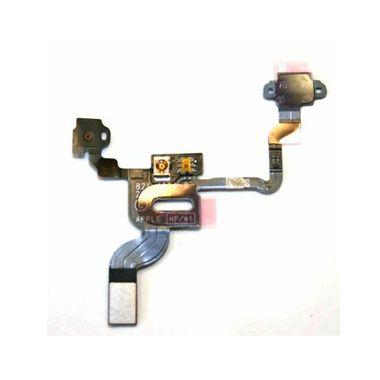 iPhone 4 Sensor Flex Cable Black - White