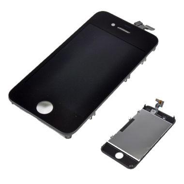 iPhone 4 Display Reparatur Black & White
