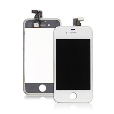iPhone 4S White Display mit Touchscreen Reparatur