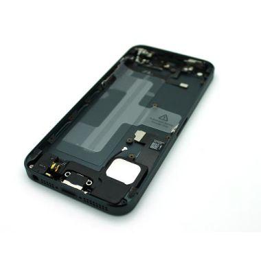 Apple iPhone 5 Full Housing Gehäuse Schwarz -Weiß