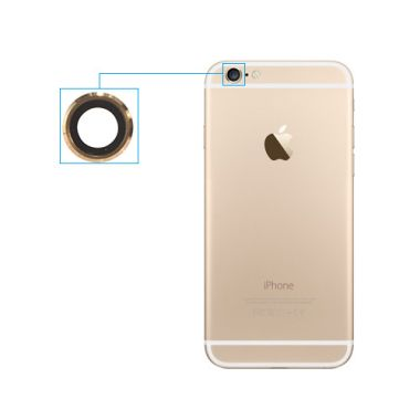 iPhone 6 Plus Kamera Linse Austausch - Reparatur