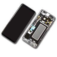 Samsung S9 Display Schwarz Silber Reparatur