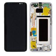 Samsung S8 Silber Display Reparatur