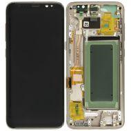 Samsung S8 Gold Display Reparatur