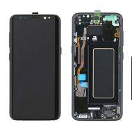 Samsung S8 Plus Schwarz Display Reparatur