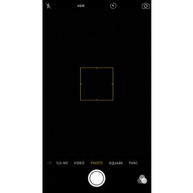 iPhone 8 Plus Kamera Fehler